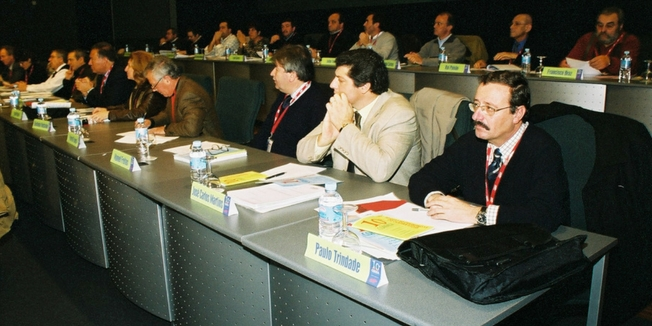 SEP | Participação do SEP no X Congresso da CGTP-IN - 2004