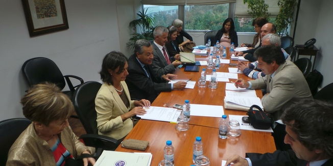 SEP | Reunião com Ministério da Saúde - 2015