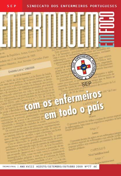 Enfermagem em Foco – N.º 77