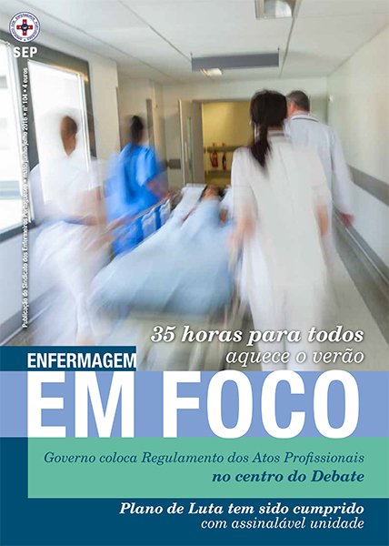 Enfermagem em Foco – N.º 104