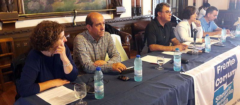 Administração Pública decide manifestação para 18 de novembro