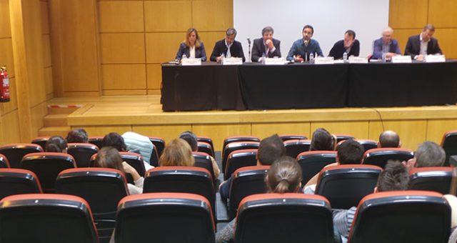 Enfermeiros questionam deputados no Algarve sobre Orçamento de Estado