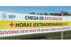 28 mil horas em dívida aos enfermeiros no Centro Hospitalar Tondela-Viseu