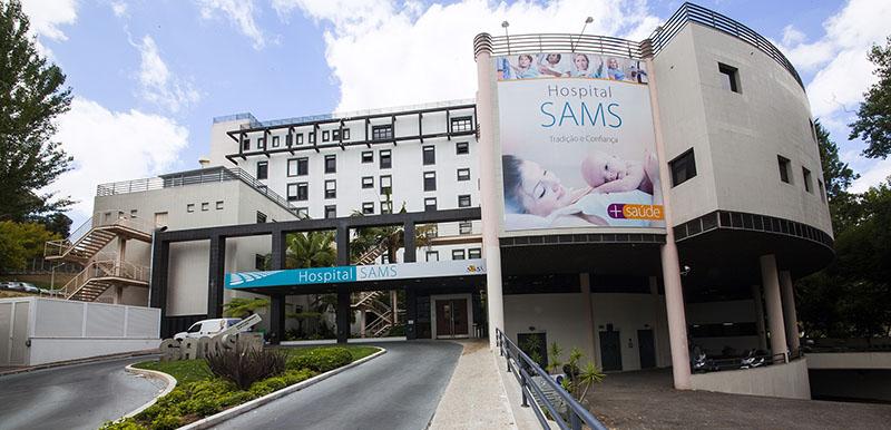Conferência de Imprensa dos trabalhadores do SAMS