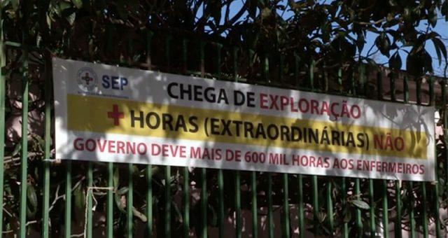 Carência de profissionais e precariedade no hospital Júlio de Matos