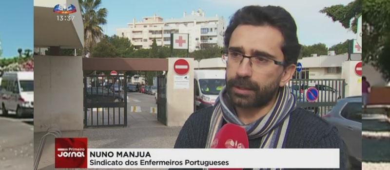 Hospital de Portimão não cumpre as dotações seguras