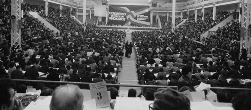 CGTP: o congresso de todos os sindicatos – 40 anos depois