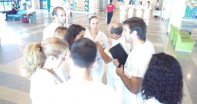 Centro Hospitalar Tondela-Viseu mais perto das nossas reivindicações