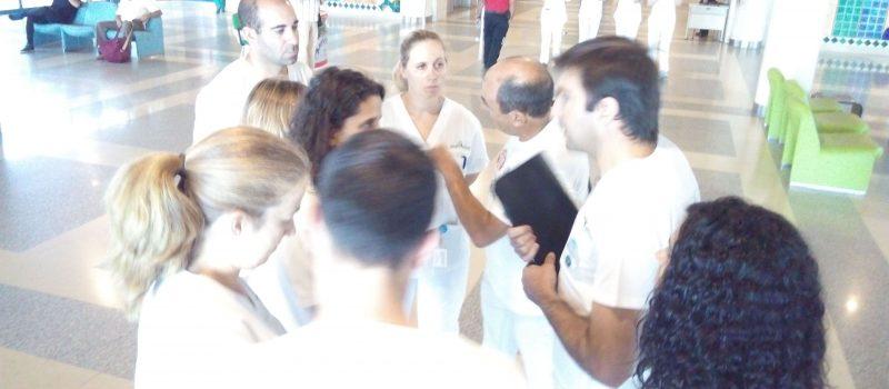 Centro Hospitalar Tondela Viseu: concentração a 4 junho pela contratação de mais enfermeiros