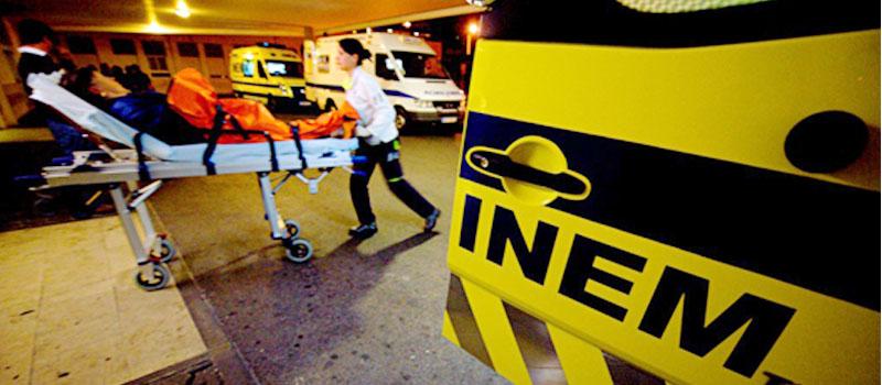 Reunião com os enfermeiros da Emergência/Pré-Hospitalar e Urgência