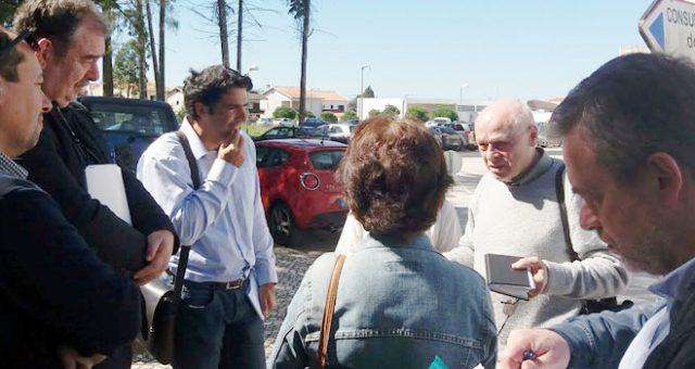 Futuro do hospital de Cantanhede debatido com deputado do Parlamento Europeu