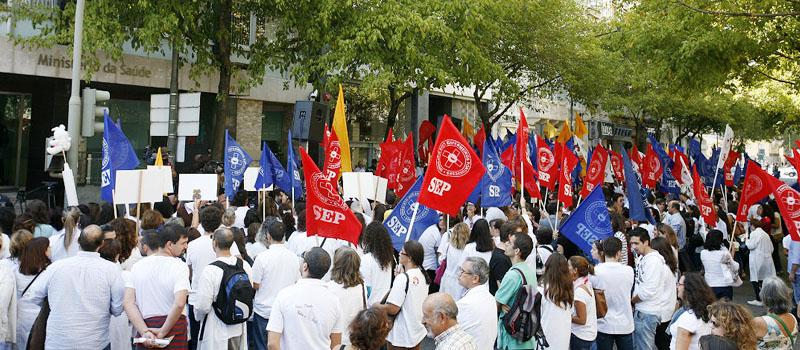 Direção do SEP decidiu plano alargado de formas de luta