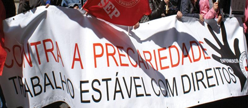 Manifestação Nacional de Jovens Trabalhadores
