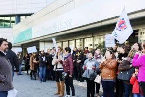 Semana de luta em defesa da contratação coletiva no SAMS