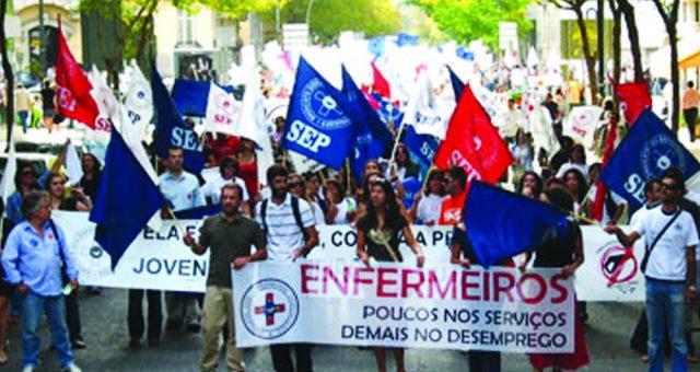 Hospitais do Porto admitem enfermeiros