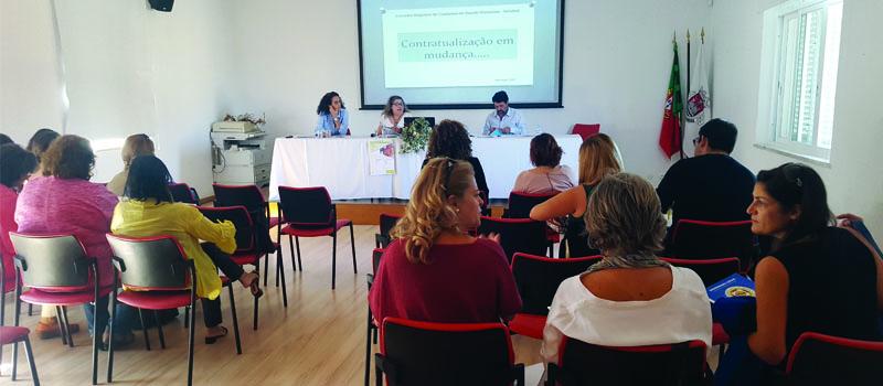 Encontro Regional dos Cuidados de Saúde Primários em Setúbal
