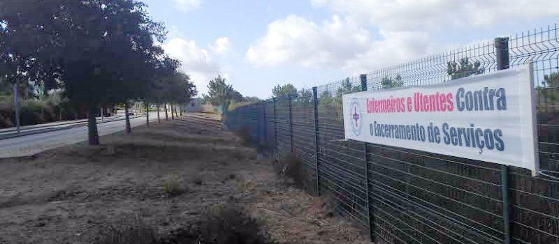 Despedimento e encerramento de serviços na Unidade Local Saúde do Litoral Alentejano
