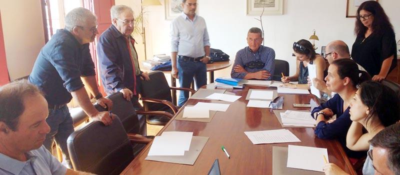 Assinatura de Contrato Coletivo de Trabalho da CNIS