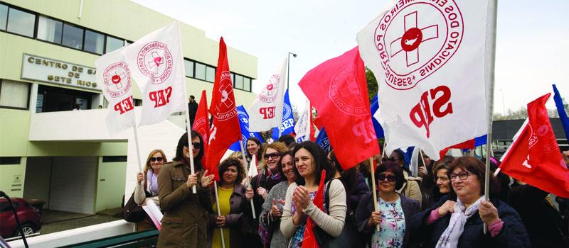 Mais enfermeiros para normalizar o funcionamento no ACES Lisboa Norte