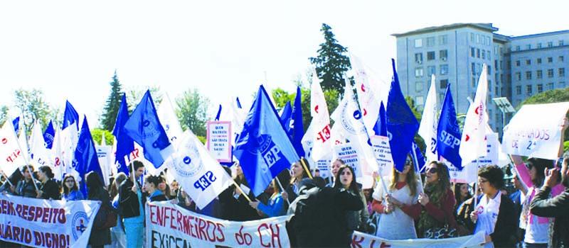 Faltam 173 enfermeiros no Centro Hospitalar de Lisboa Norte