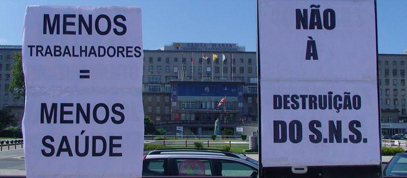 SEP solicita reunião ao Centro Hospitalar Lisboa Norte