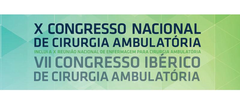 VII Congresso Ibérico de Cirurgia de Ambulatório