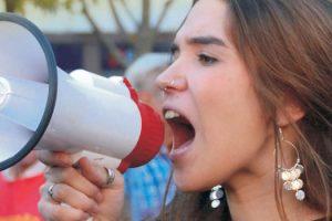 Manifestação Nacional dos Jovens Trabalhadores a 28 março