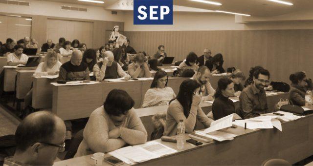 Assembleia Geral de Sócios do SEP no dia 4 de abril