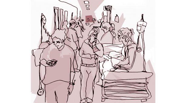 Gripe A no Hospital Garcia de Orta – vários enfermeiros com diagnóstico confirmado