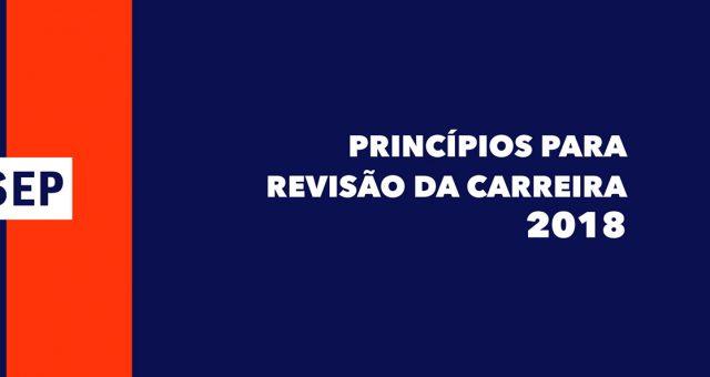 Revisão da Carreira: aprovados princípios enformadores para negociação