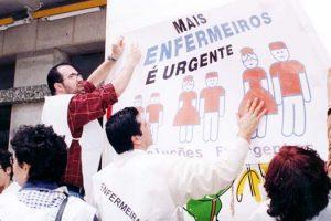 Centro Hospitalar do Porto ainda deve 45 mil horas aos enfermeiros