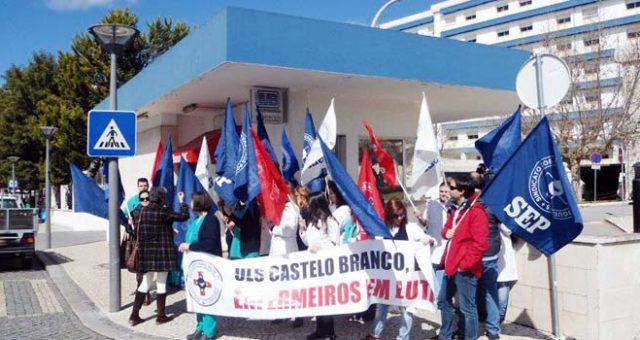Plenários para decidir formas de luta no Centro Hospitalar Cova da Beira