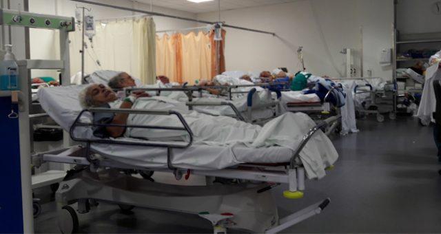 Abaixo-assinado no Centro Hospitalar Lisboa Ocidental pela admissão de mais enfermeiros