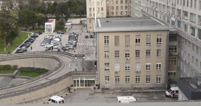 Centro Hospitalar Lisboa Norte: conferência de imprensa a 24 de maio