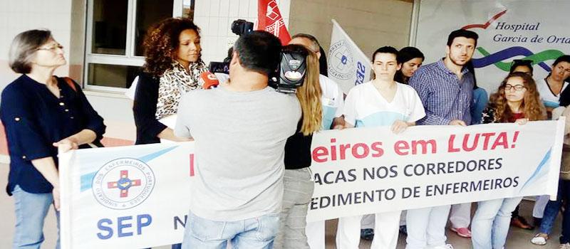 Hospital Garcia de Orta: vale a pena lutar