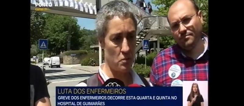 Risco de degradação dos cuidados no Hospital de Guimarães