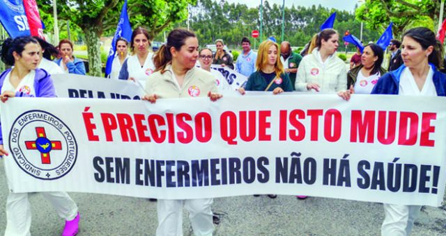71% de adesão à greve no turno da manhã
