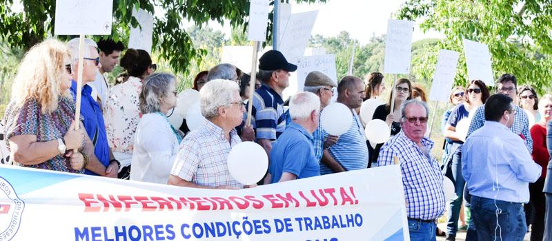 ULS Litoral Alentejano: reunimos com a administração
