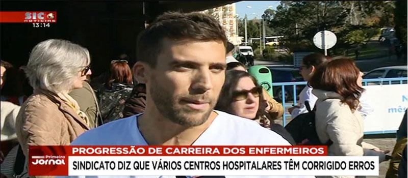 SEP | Progressões - Concentração no Centro Hospitalar Universitário de Coimbra