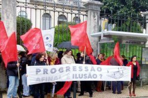 Enfermeiros dos centros de saúde da região de Coimbra em greve