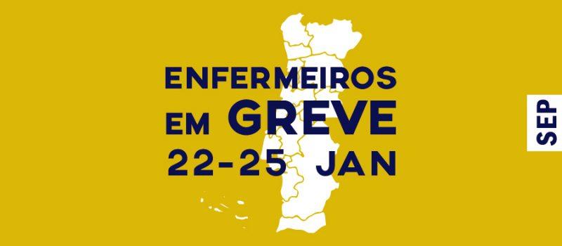 Pré-aviso de greve para os dias 22, 23, 24 e 25 de janeiro 2019