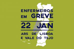 Diretivas de greve para 22 de janeiro