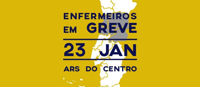 Diretivas de greve para 23 de janeiro