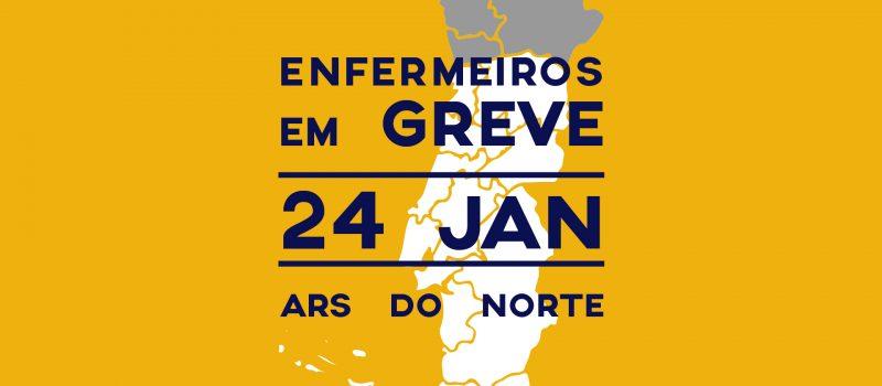 Diretivas de greve para 24 de janeiro
