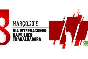 8 março: Dia internacional da mulher trabalhadora
