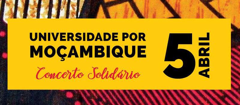 Universidade de Lisboa por Moçambique – 5 abril