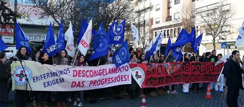 IPO Lisboa: Progressão continua a ser ilusão