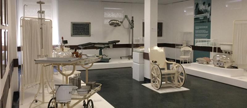 Visita guiada ao Museu da Saúde a 21 maio