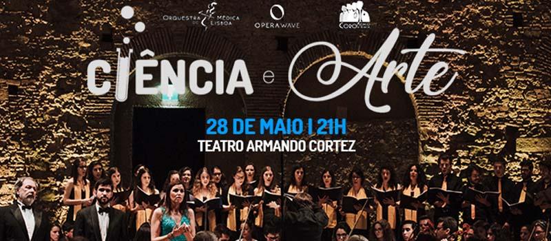 Concerto Ciência & Arte | Coro e Orquestra Médicos de Lisboa