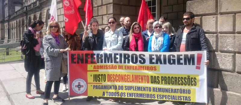 Centro Hospitalar do Porto: falta admitir 65 enfermeiros